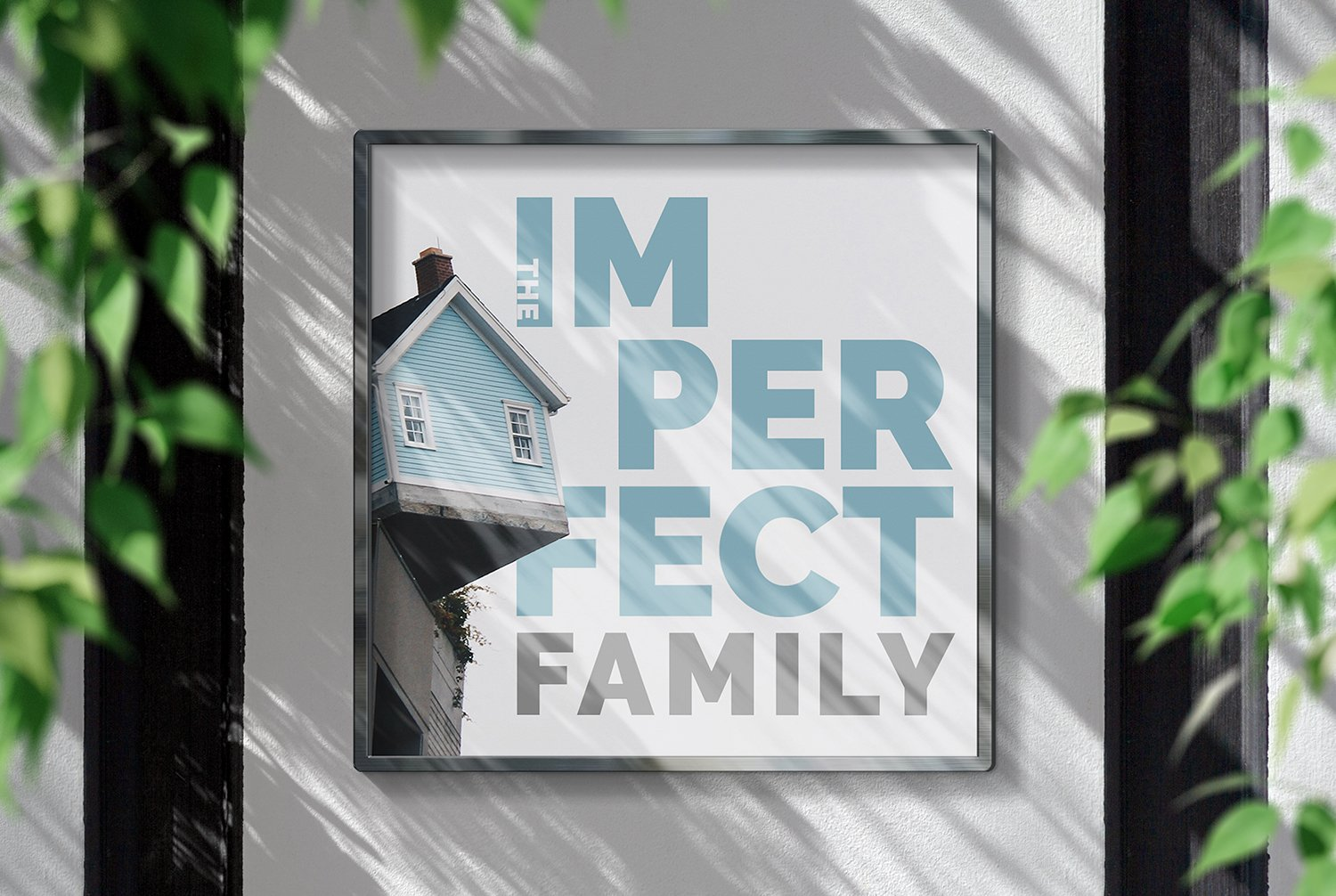 The Imperfect Family Poster