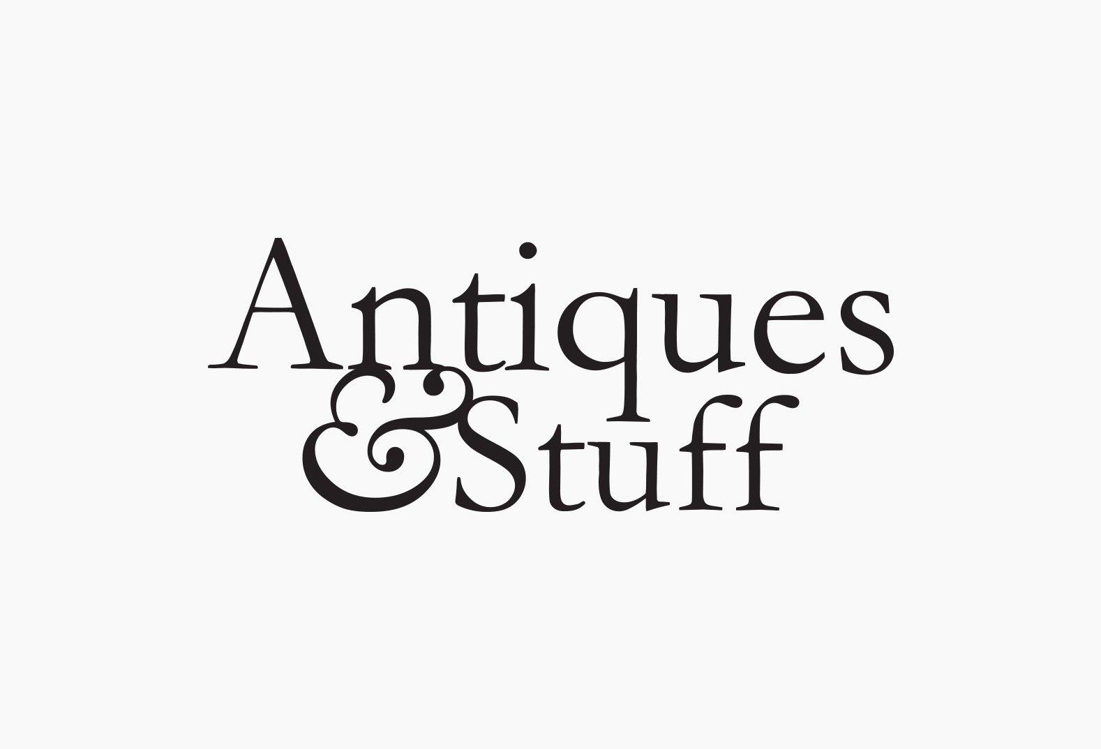 Antiques & Stuff Logo