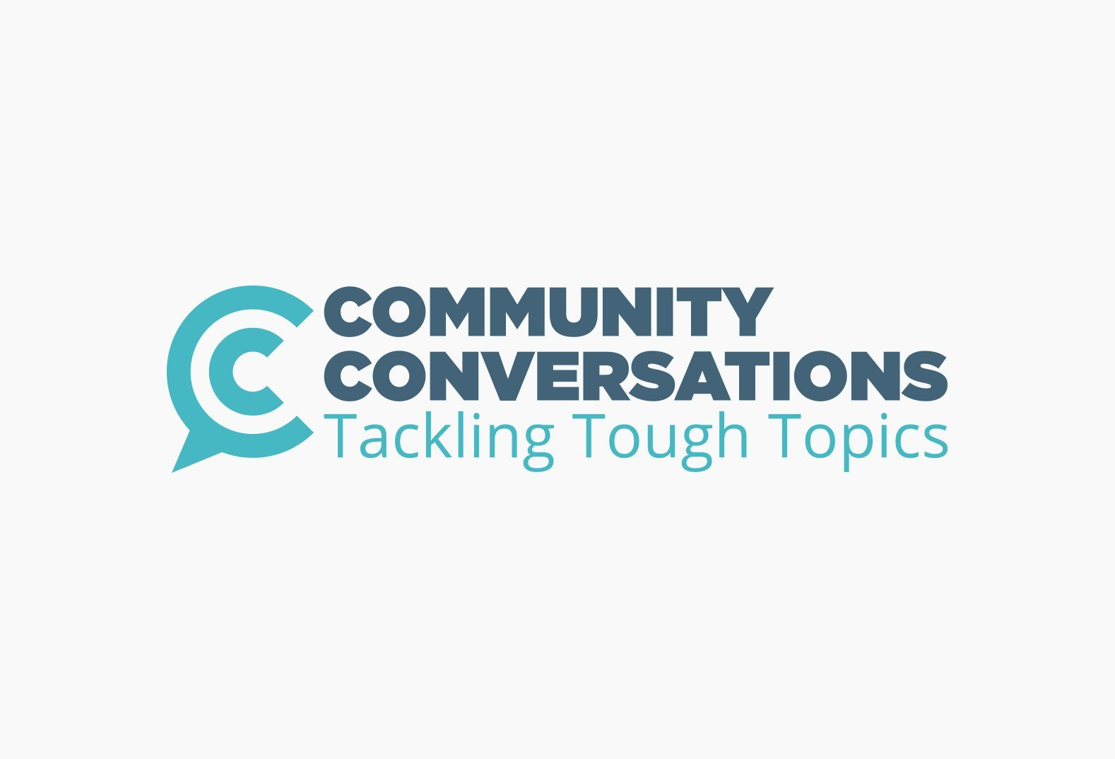 Community Conversations Logo