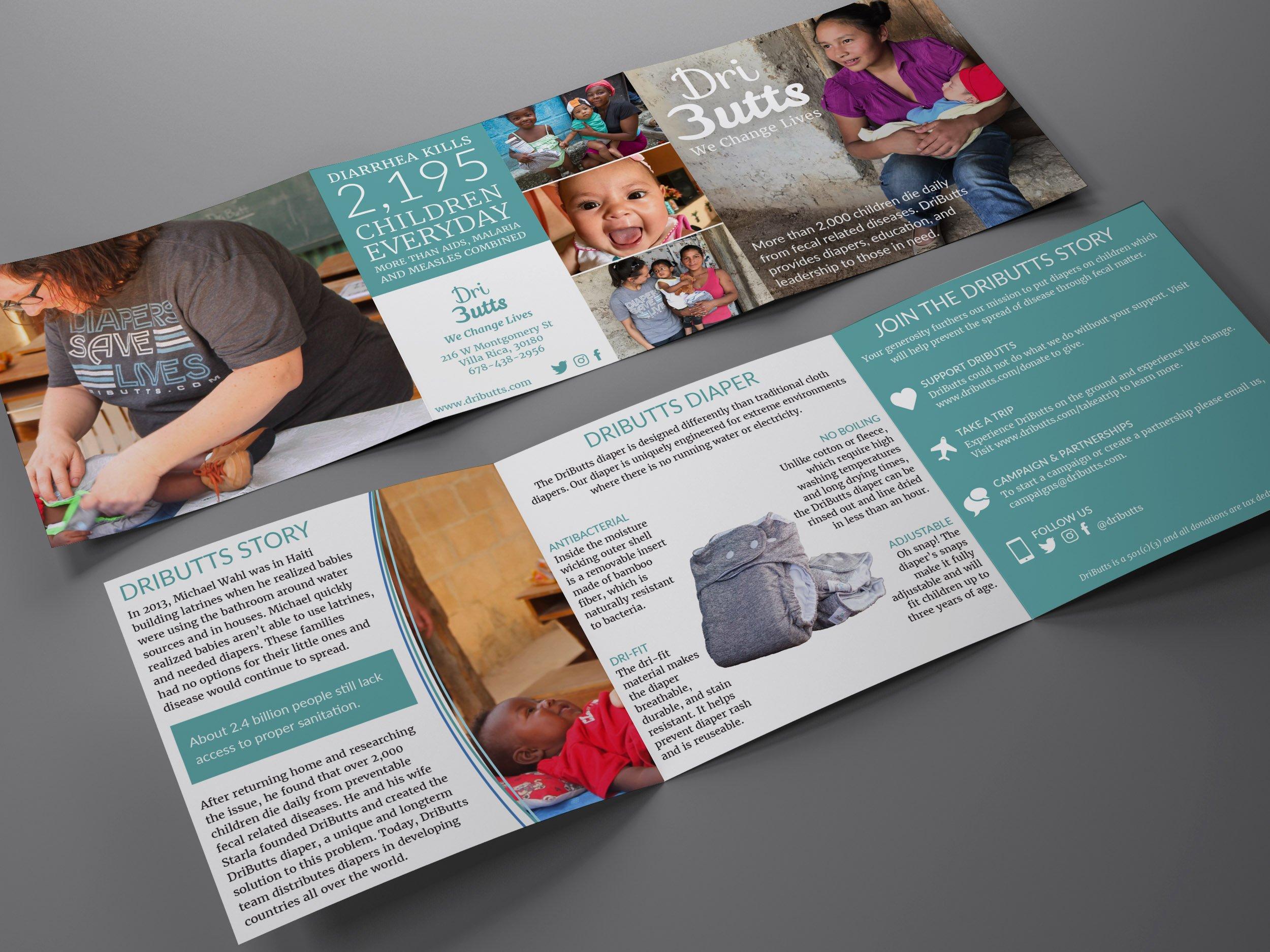 DriButts Brochure