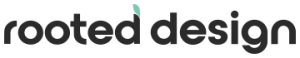 Rooted Design Alt Logo