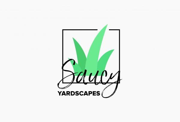 Saucy Yardscapes Logo