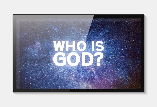 Who is God Sermon Series